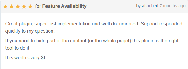 Inscreva-se para desbloquear o Bloqueio de Conteúdo do Bloqueio de Conteúdo do Plugin WordPress - 23